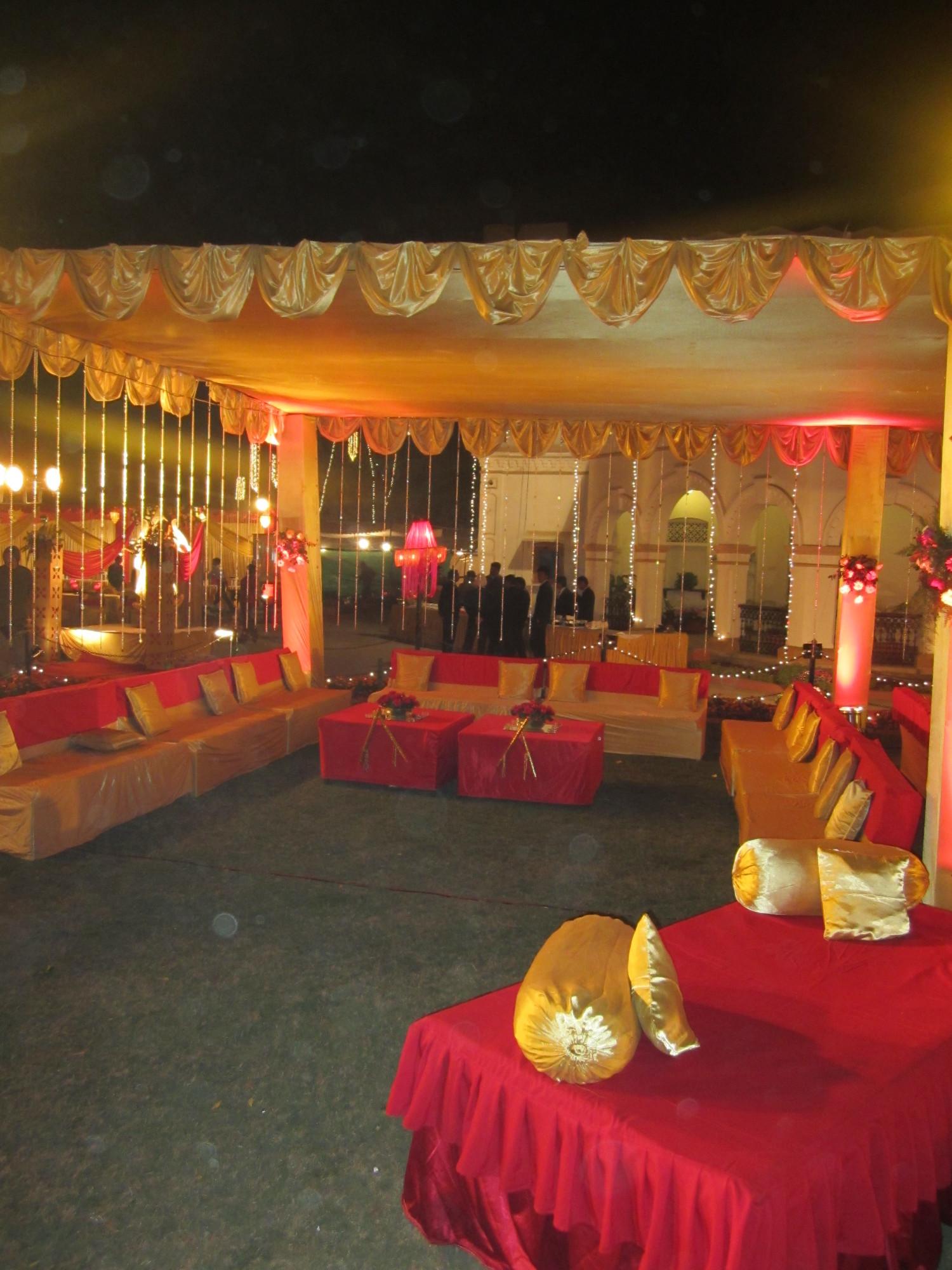 Ananda Weddings Hotel Harsh A Luxury